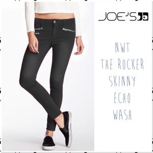 Joe's Jeans Rocker Skinny Jeans Echo Wash NWT 28